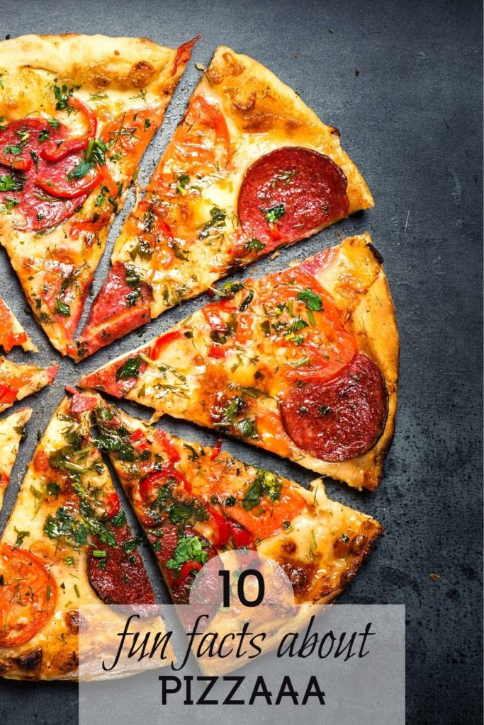 20 interesting facts about pizza in Italy